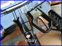 Fire Ball Mountain Black Spider Web FBM VooDoo Evo/CP/Dye/Shocktech Autococker