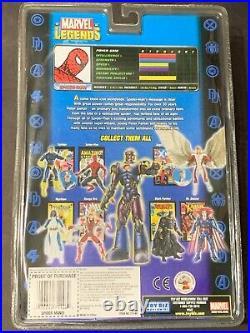 Marvel Legends 1st Appearance Spider-man Toybiz Sentinel Series Moc