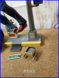 Mega Rare Toy Biz Marvel Comics Spider-Man Action Figure Diorama Read Descripion