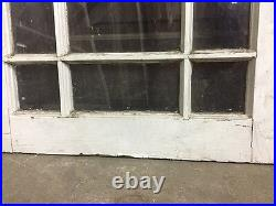 Old Spanish Revival Mission Style Windows Spiderweb Top Molding 65