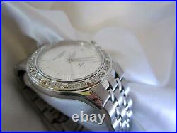Raymond Weil Diamond Collectors Edition Spiderweb Dial Mens Watch 5590