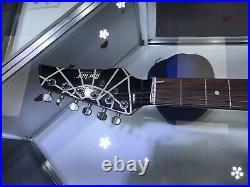 Rocker Music Tools Electric Guitar, SpiderWeb Ed, Model RG-80-SW, Stratocaster