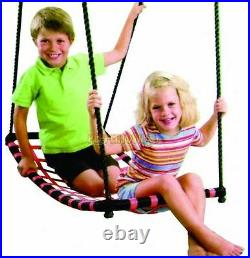 STRAP ARCH SWING Basket Cubby House Play SPIDER WEB NEST CHILD Kid Special Needs