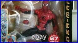 Spiderman 2 Movie 18-inch Action Figure marvel 2003 NIB