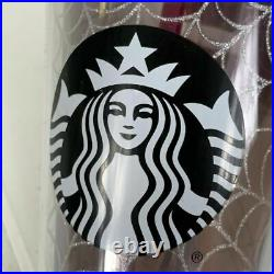Starbucks Halloween 2019 Glitter Silver Spider Web Tumbler Limited Edition Fall