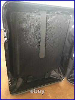 Supreme Rimowa Cabin Plus Spider Web 49L Carry On Black 2021