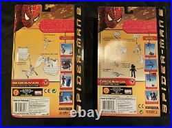 Toy Biz Spider-Man 2 Super Poseable Action Figure NIP Official Movie Merchandise