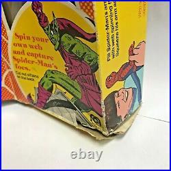 Vintage 1979 Mego 12 Inch The Amazing Web Spinning Spider-Man Spiderman Figure