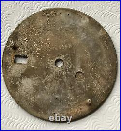 Vintage Genuine Rolex Submariner Spider Web Cream Tritium Watch Dial